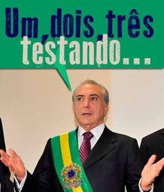 """Ao contrário de Dilma, que já tinha um pronunciamento gravado e ainda deu uma coletiva há pouco (novidade nenhuma, só a velha cantilena de """"golpe, golpe, golpe"""" de…"""