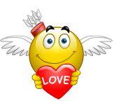 Emoticono amor