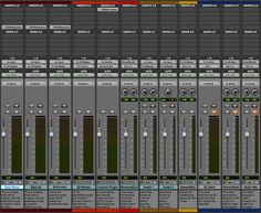Pro Tools Facebook 360 Template Session