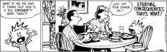Calvin and Hobbes Comic Strip, July 18, 2012 on GoComics.com