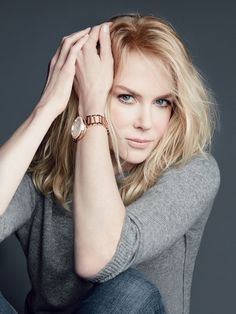Nicole Kidman's choice. LADYMATIC OMEGA CO-AXIAL 34 MM. When the Ladymatic first appeared in 1955, it became a defining timepiece in women's fashion. Six decades on, it still retains every ounce of captivating style and grace.