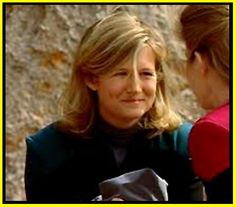 """HAPPY BIRTHDAY TO NANCY HOWER Born on May 11, 1966 in Wyckoff, New Jersey. Known in the Trek World for playing """"Ensign Samantha Wildman"""", mother of Naomi Wildman, in Star Trek: Voyager."""