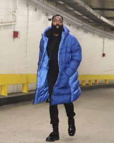 Mans World, Bae, Winter Jackets, James Harden, Brooklyn, Style, Fashion, Wraps, Men