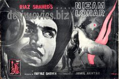 Nizam Lohar (1966) Lollywood Original Booklet