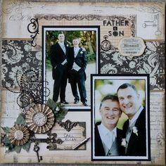 FATHER & SON - Scrapbook.com