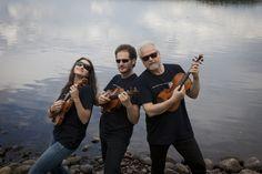 "Kuhmo Chamber Music Festival, Kuhmo Finland (""violins rock"")"