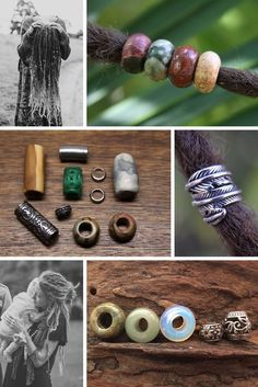 Dreadlock Beads and Accessories from Mountain Dreads. www.mountaindreads.com Beautiful unique Dreadlock Jewellery. Dread Jewelry. Gemstone, Stainless Steel, Handmade Ceramic & Wooden Dread Beads. Dreadlock Hairstyles and other accessories. #longdreads #dr