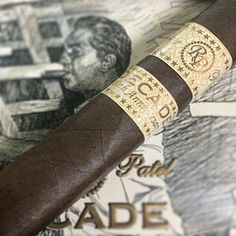 What beer do you like to drink with a Rocky Patel Decade Robusto cigar? #rockypatel #rockypateldecade