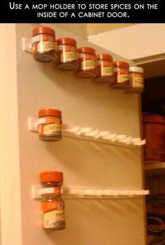 Spice rack idea