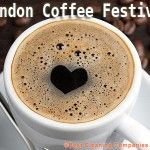 London Coffee Festival is here again!