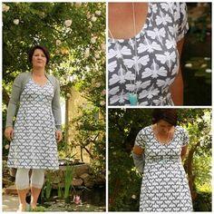 Ich geb`s ja zu, ich bin definitiv eine Kleid und Rock Trägerin ;) Da kam das Kleid Line von Allerlieblichst genau richtig, mir fehlte e...