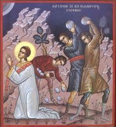Prayers, Quips and Quotes:  St. Stephen, Feast Day December 26