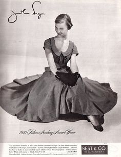 08.06.10 {1950s fashion inspiration} by elegant musings, via Flickr
