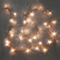 Decoración árbol de Navidad Let it Snow   Maisons du Monde
