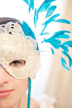 beautiful DIY masquerade masks