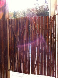 93 Best Bamboo Fencing Images Closeboard Fence Panels Privacy