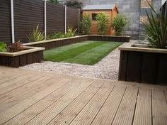 25 landscape design for small spaces low deck decking and yards garden decking ideas with decking garden ideas best deck decorating remodel photos back decking with image with in inspiration workwithnaturefo