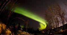 Auroras boreales desde Pieksämäki, Finlandia – El Universo Hoy