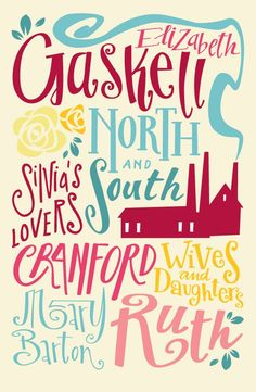 Elizabeth Gaskell...love her almost as much as Jane and The Brontes....rereading Wives & Daughters this summer...