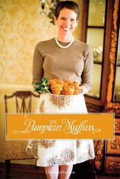 Gluten free Pumpkin muffin recipe with gf flour blend.