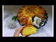 Pain Brioché Tunisien – Mes-Douceurs-Sucrées-Salées Farine T45, Mets, Sweet Recipes, Pineapple, The Creator, Bakery, Bread, Fruit, Pains
