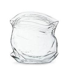 Glass ziploc bowl