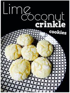 """… """"Crinkle Cookies"""" … standen schon seit geraumer Zeit auf meiner """"Möchteichauchmalmachen-Liste"""" und nun hab' ich sie endlich gebacken bekommen ;) Übersetz…"""