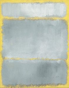 / by Mark Rothko