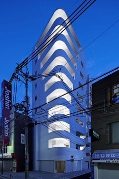Step Tower - Eastern Design Office