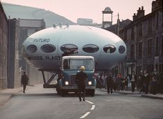 I'm a fan of most of the design that came out of the sixties, but if there's one thing I just don't get, it was the Futuro House. Designed in 1968 by Finnish architect, Matti Suuronen, fewer than 100 examples were built, inspired by the post-war futurism and space exploration. It has become an iconic…