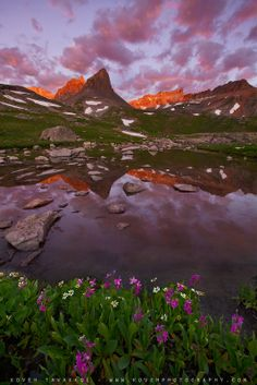 The dreamers, dream forever! by Koveh Tavakkol, via 500px; San Juan Mountains, Colorado