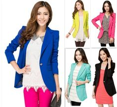 girls fashion jackets Fat Girls Candies Colors