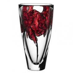 Vases – Home Decor : Kosta Boda 'Tattoo' Vase -Read More – Design Floral, E Design, Interior Design, Interior Art Nouveau, Tattoo Collection, Glass Collection, Eco Friendly Paint, Kosta Boda, Wooden Vase