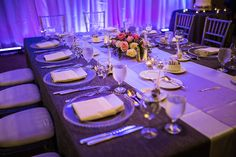 Kings Table - Head Table Wedding Set up