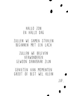 SCREENSAVER hallo zon True Quotes, Words Quotes, Wise Words, Best Quotes, Motivational Quotes, Inspirational Quotes, Sayings, Dutch Words, Dutch Quotes