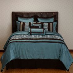 Options:32™ Maze 8-pc. Reversible Comforter Set - JCPenney