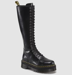 Dr. Martens tall boots Britain