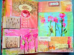 pretty pages - more by cathy.bluteau, via Flickr