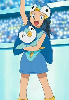 Dawn Piplup Contest outfit