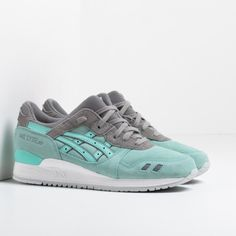 Asics Gel-Lyte III Light Mint - 91,96 €