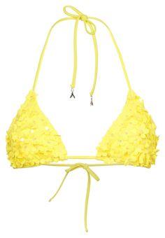 Patrizia Pepe Bikini top light yell Meer info via http://kledingwinkel.nl/product/patrizia-pepe-bikini-top-light-yell/