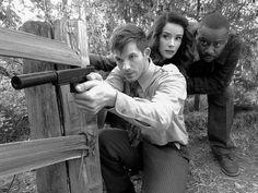 Time Team - Wyatt, Lucy & Rufus