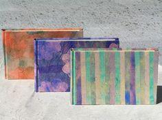 Japanese paper notebooks