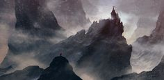 Mountains of Madness by SolFar