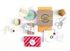 Packaging Inspirations on Etsy