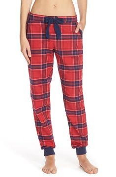 Make + Model Flannel Jogger Pants available at #Nordstrom sz small