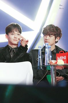79 Best Chanchen Images Exo Couple Exo Chen Exo K