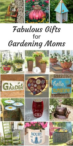 Show Your Mom How Much She Means To You With A Fabulous Gardening Gift This  Year.
