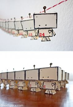 reminds me of my sweet Advent Calenders, Diy Advent Calendar, Crazy Wedding, Advent Candles, Danbo, Desk Toys, Party Activities, Christmas Inspiration, Small Gifts