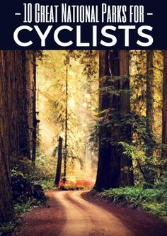 America's national parks offer a variety of activities for its visitors—and many of the parks are ideal for bike lovers. Here are 10 national parks you should check out on two wheels. 10 Great National Parks for Cyclists http://www.active.com/cycling/articles/10-great-national-parks-for-cyclists?cmp=17N-PB33-S14-T1-D3--1100